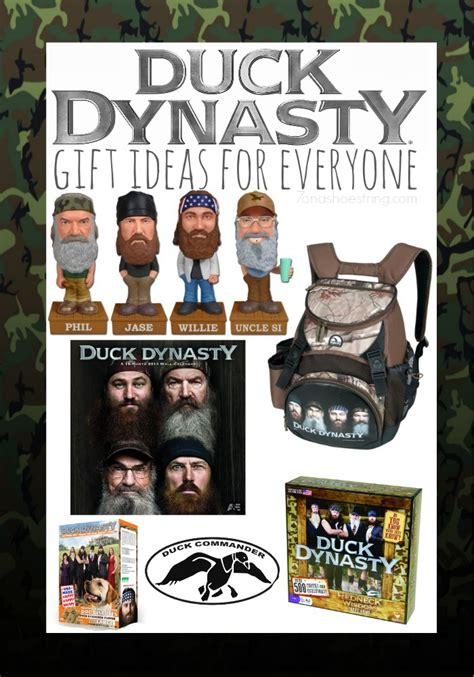 duck dynasty gifts duck dynasty gift ideas for everyone