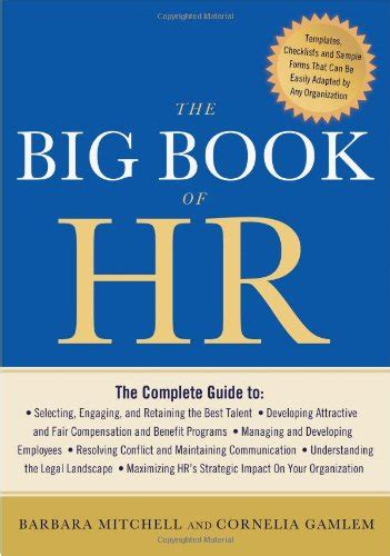 big book of the big book of hr toolfanatic