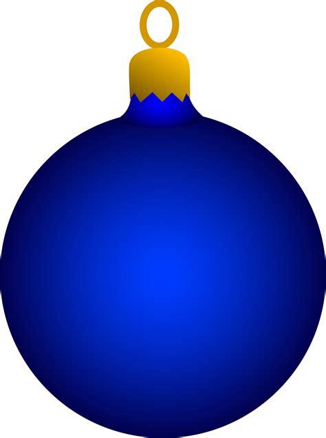 blue tree ornaments blue tree ornament free clip