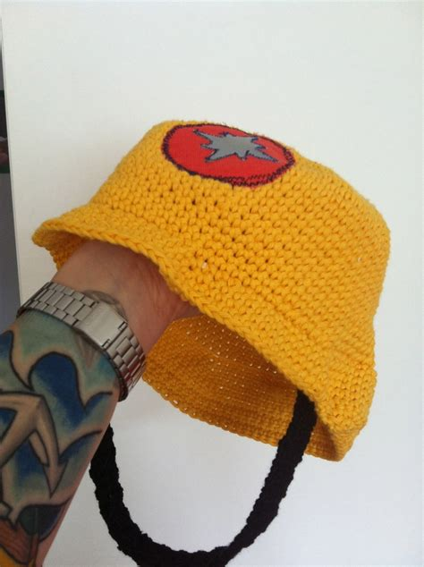 knitted fireman hat pattern 19 best for ethan images on crochet patterns