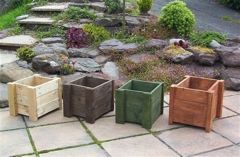 pallet planter box plans an exclusive of pallet upcycling pallet furniture plans