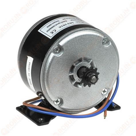 Volt Electric Motor by Ebike My1016 350w 24v 2750rpm Dc Motor Robu In Indian