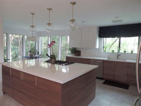 mid century modern kitchen design ideas this mid century modern ikea kitchen will take your breath away