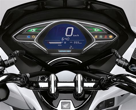 Pcx 2018 Fitur by Fitur Honda Pcx 2018 Speedometer Digital Bmspeed7