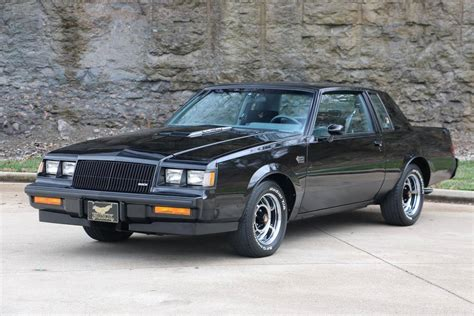 Grand National Motor For Sale by 1987 Buick Grand National For Sale 1911052 Hemmings