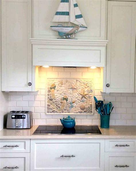 kitchen mural ideas coastal kitchen backsplash ideas with tiles from