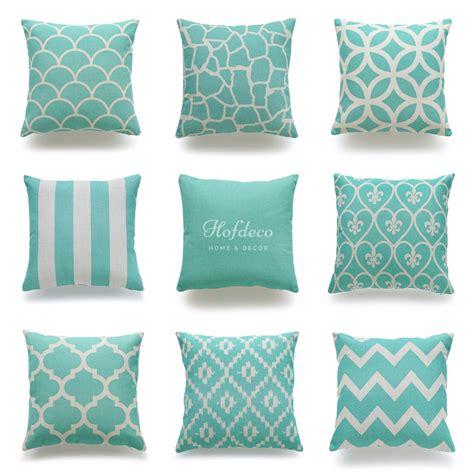 cheap cusions get cheap aqua throw pillows aliexpress com