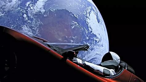 Car Wallpaper Desktop Hd Space Images by Shortly After Spacex Launch Reddit Has Wallpapers Of