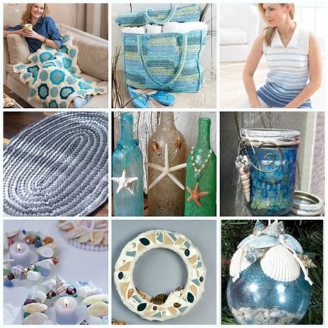 nautical craft projects crafts ahoy diy nautical decor and more