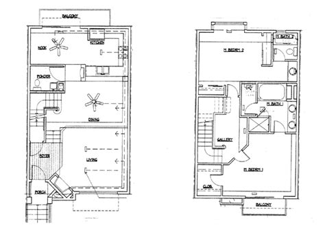 house floor plans with interior photos homes