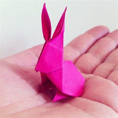 mit origami origami hase falten anleitung und inspirierende