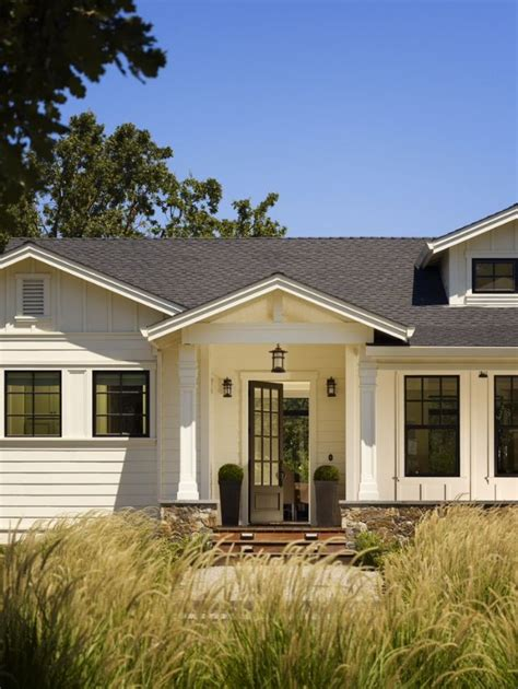 tired bungalow gets a facelift contemporary entry other 17 best board and batten images on