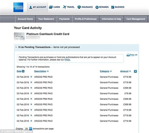 argos card contact number to make payment argos customer has his credit card charged 163 5 000 for a 163