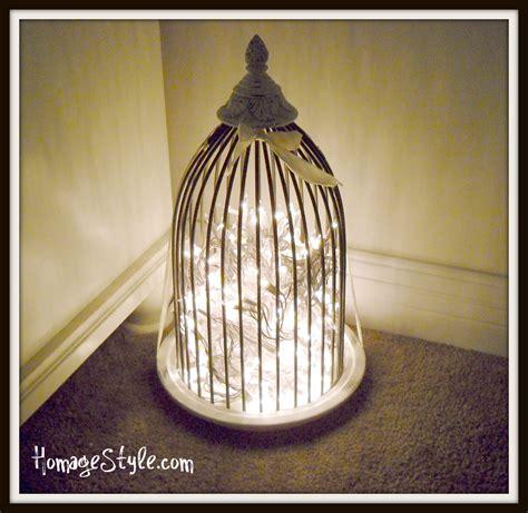 bird lights lights birdcage birdcage l