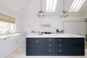 Country Style Kitchen Island modern kitchen a modern spin on shaker style in this