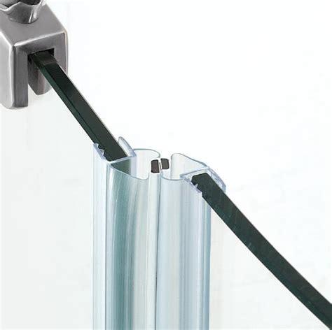 glass shower door hinge gasket rubber glass door edge protection shower door rubber seal