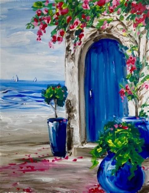 paint nite ideas villas malen and schmink on