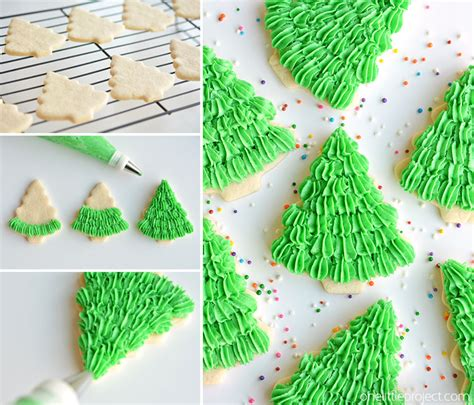 tree with cookies how to make sugar cookies the best sugar cookie