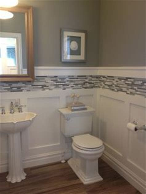 half bath update home stories 25 best ideas about wainscoting bathroom on