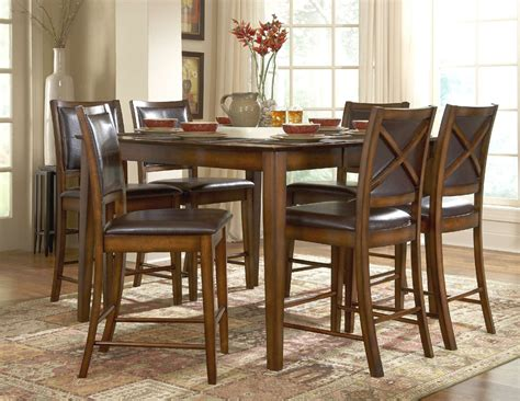 dining room counter height sets verona counter height dining room set counter height