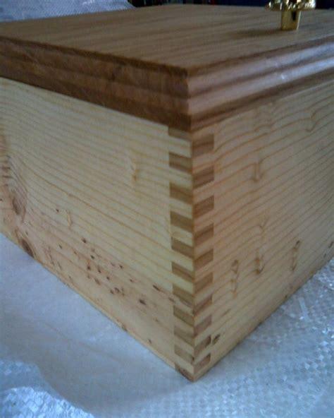 oak woodworking projects pine and oak scrap wood box by jack1 lumberjocks