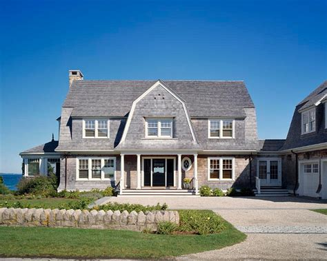 gambrel style homes style home with gambrel roof shinglehome architecture