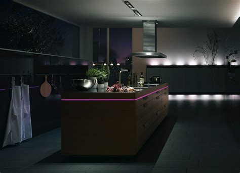 kitchen design with mood lighting stylehomes net