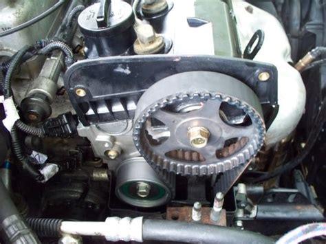 2006 Hyundai Elantra Timing Belt by Service Manual 2006 Kia Spectra Cambelt Change 2006