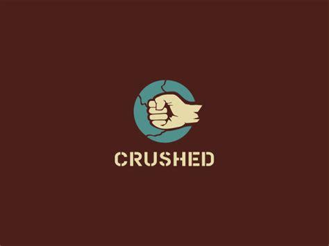 crushed logottica