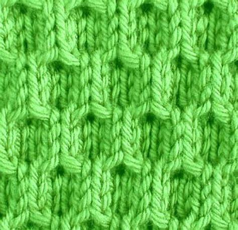 honey comb knit knitting galore saturday stitch easy honeycomb stitch