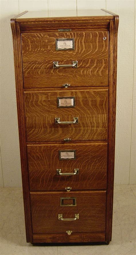 4 drawer wood file cabinets for the home small wood oak file cabinet with 4 drawer for small home