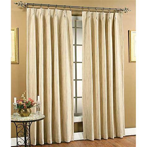 patio door pinch pleated drapes patio door pinch pleated drapes patio door curtains