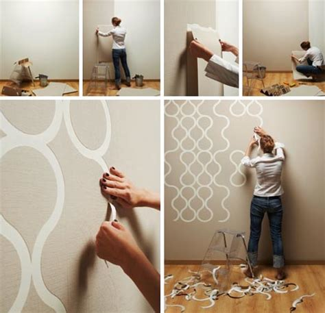 diy home decorations let er rip cool new home wallpaper for diy room decor