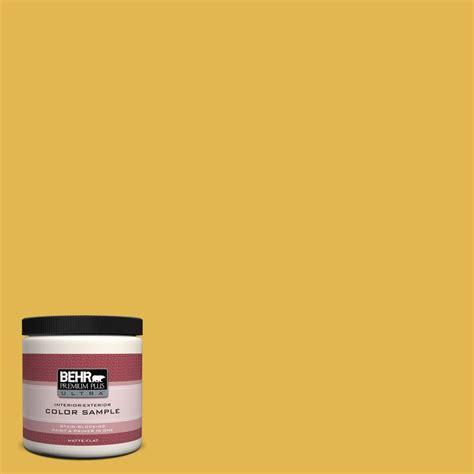 behr paint colors interior yellow behr premium plus ultra 8 oz 360d 6 yellow gold interior