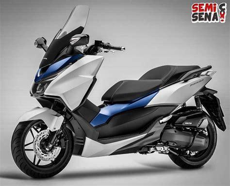 Pcx 2018 Semisena by Harga Honda Forza 250 Review Spesifikasi Gambar