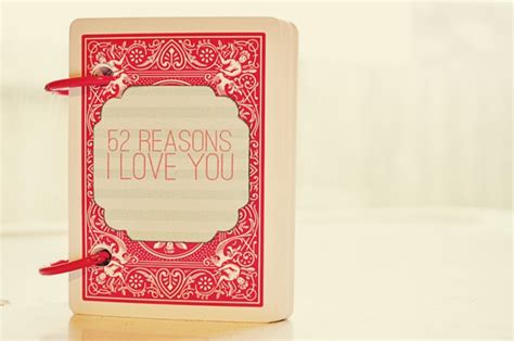 how to make 52 reasons i you cards 30 last minute diy s day gift ideas for him