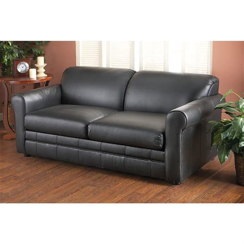 klaussner leather sofas klaussner 174 leather sleeper sofa 142318 living