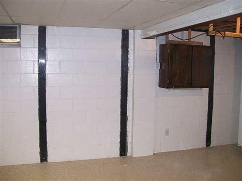 sealing cracks in basement walls 3 brothers waterproofing foundation repair