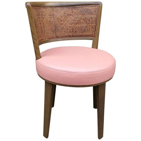 swivel vanity chair swivel vanity chair by edward wormley for dunbar for sale