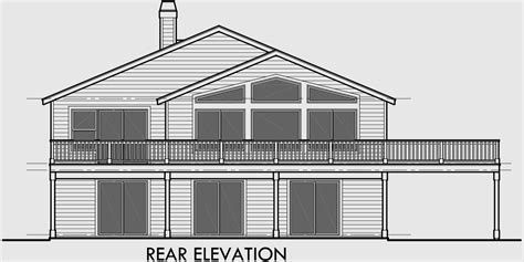 house plans for sloping lots daylight basement house plans floor plans for sloping lots