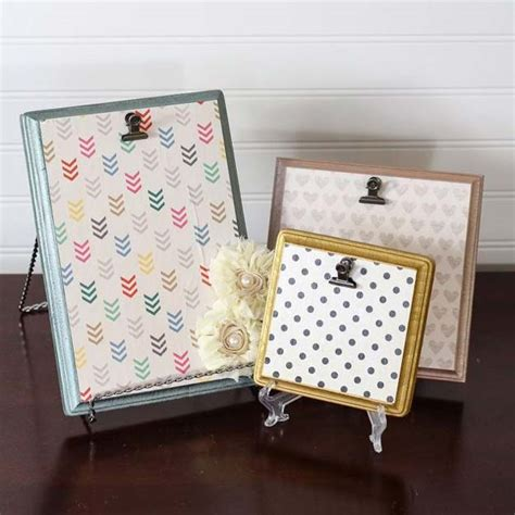 31 cool and crafty diy picture frames diy projects for