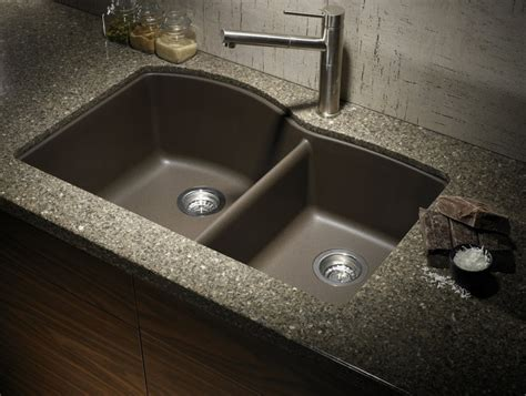 what are kitchen sinks made of modern kitchen sinks are easy and convenient in use
