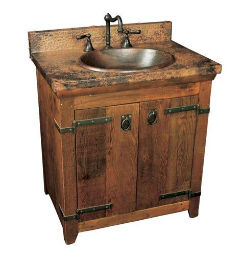 copper bathroom vanity 30 inch single sink bath vanity with copper top uvntvnb30130