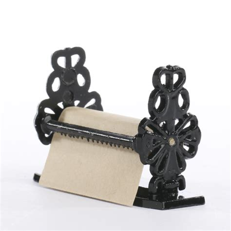 craft paper dispenser miniature antique paper dispenser kitchen miniatures