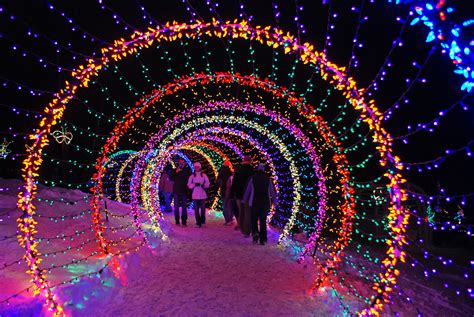 botanical garden of lights garden of lights brookside gardens visit montgomery