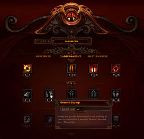 official date to put up trees diablo 3 skill trees by mr on deviantart