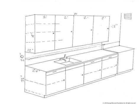 kitchen cabinet depth kitchen cabinet dimensions standard