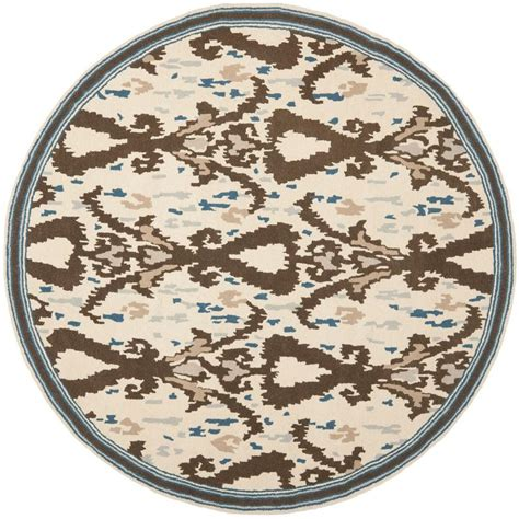 4 ft area rugs nourison 2000 4 ft x 4 ft area rug 040725