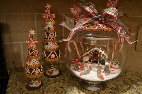 gingerbread decor kristen s creations gingerbread decorations etsy store
