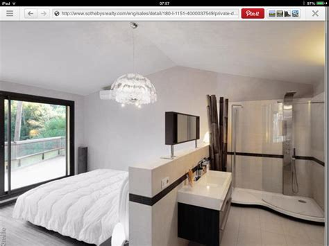 bedroom with ensuite designs like the open plan ensuite idea for a of bedrooms